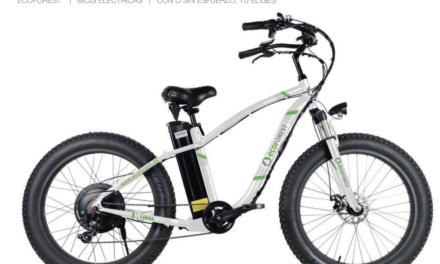 Libra, Geminis y otros modelos de bicicleta de EcoForest que están revolucionando la 'bici' eléctrica